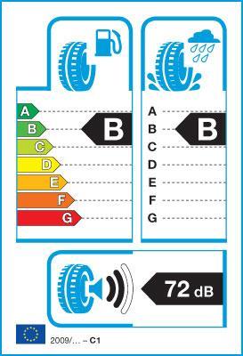 Bild vom EU Reifenlabel