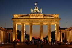 Bild vom Brandenburger Tor